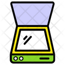 Scanner Ocr Device Ocr Icon