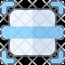 Scan Code Digital Icon