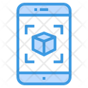 Scan Delivery Box Icon