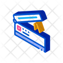 Scanner Work Polygraphy Icon