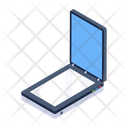 Scanner Ocr Device Optical Scanner Icon
