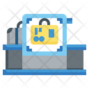 Scanner Airport Security Icon