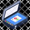 Image Scanner Scanner Scanning Machine Icon