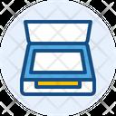 Scanner Scan Machine Scanning Icon