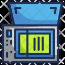 Scanner Machine Icon