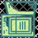 Scanner Machine Scanner Documents Icon