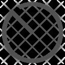 Scanner Radar Data Icon