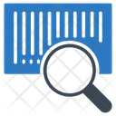 Scanning Barcode Search Icon