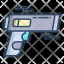Scanning Thermometer Gun Temperature Scanning Gun Icon