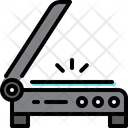 Scanning Scanner Scan Icon
