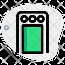 Scanning Door Icon