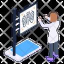 Scanning Machine Icon