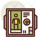 Scanning Technology Space Scanner Scanning Icon