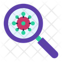 Scanning Virus Icon