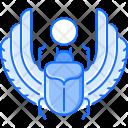 Scarab bug Icon