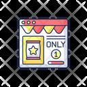 Scarcity Marketing Scarcity Sale Icon