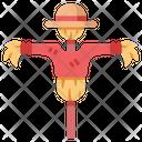 Scarecrow Decoy Mannequin Icon