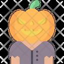Scarecrow Character Costume Icon