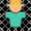 Scarecrow Farm Farming Icon