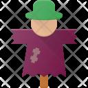 Scarecrow Icon