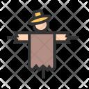 Scarecrow Scare Icon