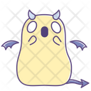 Scared Fearful Shout Icon