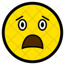 Scared Oh Scare Icon