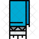 Scarf Cloth Clothe Icon