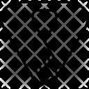 Scarf Shawl Winter Icon