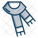 Scarf Muffler Stole Icon