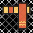Scarf Warm Autumn Icon