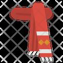 Scarf Garment Autumn Icon