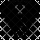 Scarf Cold Shawl Icon