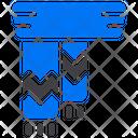 Scarf Shawl Accessory Icon
