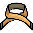 Scarf Winter Cold Icon