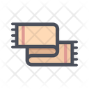 Scarf Accessories Clothing Icon