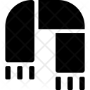 Scarf Muffler Cowl Icon