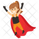 Scarlet Witch Superhero Cartoon Comic Superhero Icon