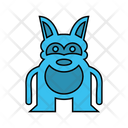 Monster Scary Character Icon