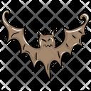 Scary Bat Icon