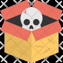 Scary Box Carnevil Icon