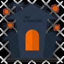 Castle Celebration Halloween Icon
