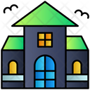 Scary Home Icon