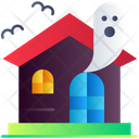 Scary House Haunted House Horror House Icon