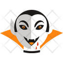 Scary Man Icon
