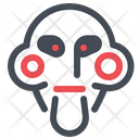 Scary Mask Icon