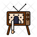 Scary Movie Halloween Icon