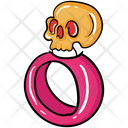 Scary Ring Icon