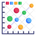 Scatter Chart Icon