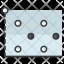 Scatter Graph Design Icon